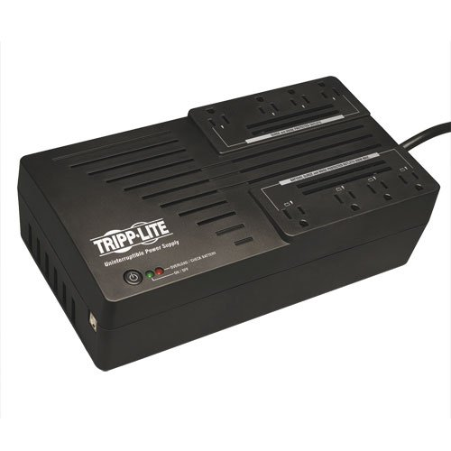 Tripp Lite AVR700U 700VA AVR UPS TEL/DSL 120V 5-15R