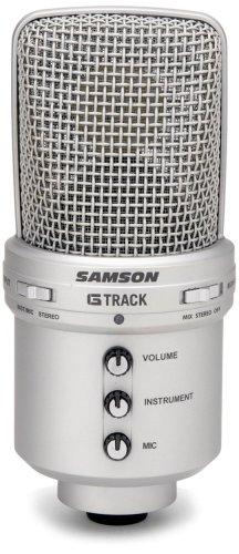 Samson G Track USB Microphone and Audio Interface