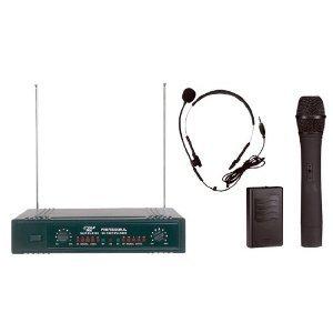 Pyle-Pro PDWM2700 - Two Channels VHF Wireless