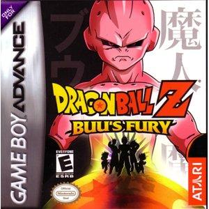 Dragonball Z Buu's Fury Game Boy Advance