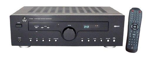 Pyle PT680A 400 Watts 2-Channel AM/FM Multi Source