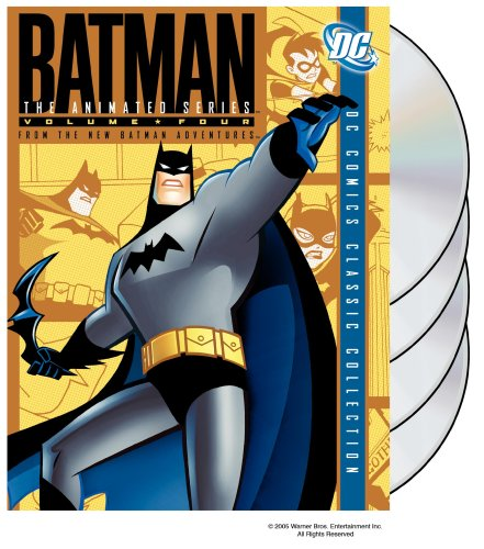 Batman: The Animated Series, Vol. 4 (From the New
