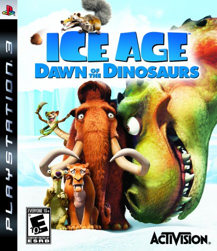 Ice Age: Dawn of the Dinosaurs PS3