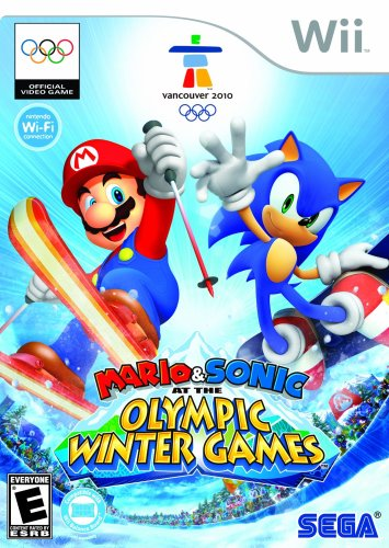 Mario and Sonic at the Olympic Winter Games Wii