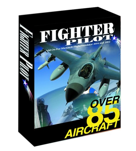Fighter Pilot For Microsoft Flight Simulator 2004 &