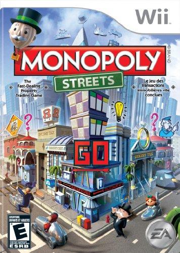 Monopoly Streets (Nintendo Wii) Wii