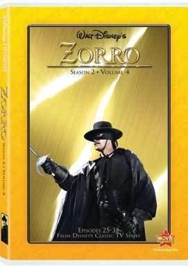 Walt Disney's Zorro Season 2 Volume 4 *New*