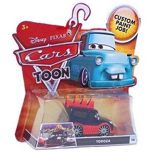 Disney / Pixar CARS TOON 155 Die Cast Car Yokoza