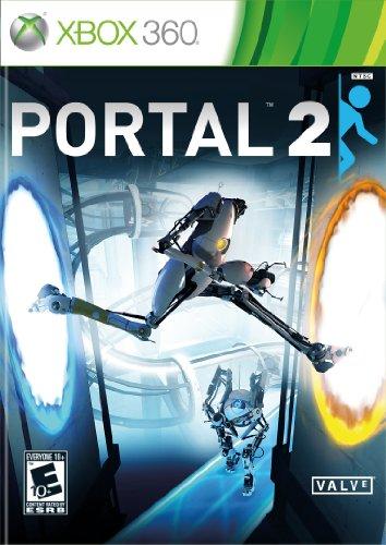 Portal 2 Xbox 360