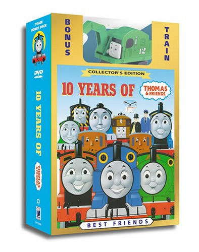 Thomas & Friends - 10 Years of Thomas and Friends