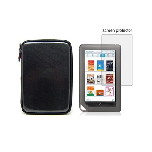 Case Cover + Screen Protector For Barnes & Noble NOOK