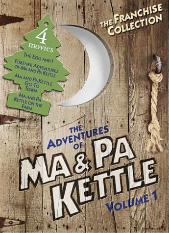 The Adventures of Ma & Pa Kettle, Vol. 1 (The Egg and