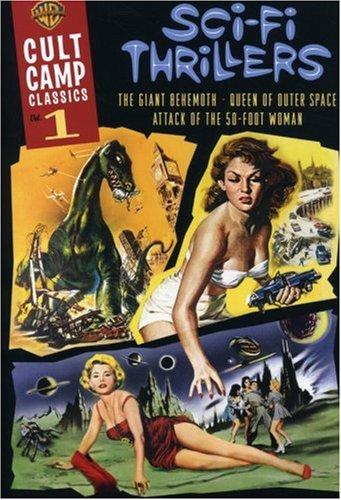 Cult Camp Classics 1 - Sci-Fi Thrillers (Attack of the
