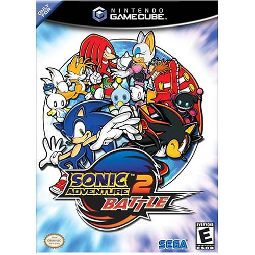 Sonic Adventure 2 Battle GameCube