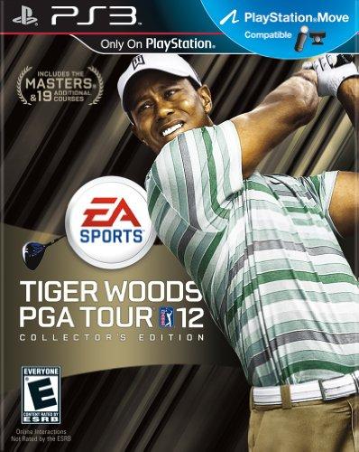 Tiger Woods PGA TOUR 12: Collectors Edition PS3