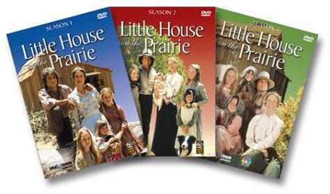 Little House on the Prairie - Seasons 1-3 (Amazon.com