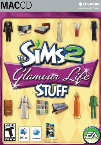 The Sims 2 Glamour Life Stuff Pack Mac