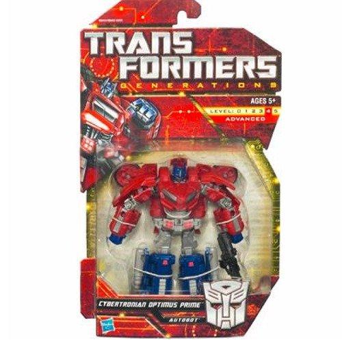 Transformers Generations Level:4 Optimus Prime
