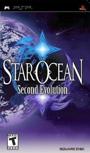 Star Ocean: Second Evolution Sony PSP