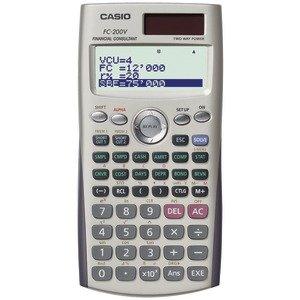 NEW CASIO FC-200V FINANCIAL CALCULATOR (OFFICE