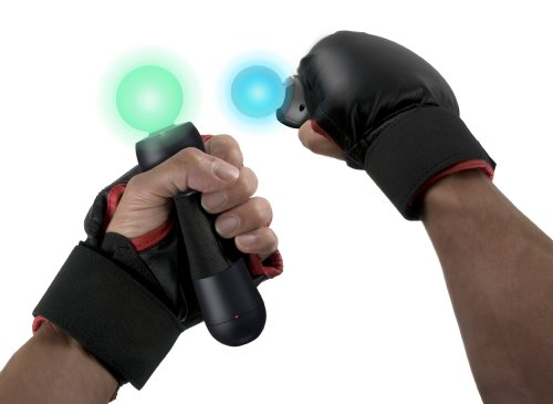 Ultimate Boxing Gloves for Playstation Move PS3