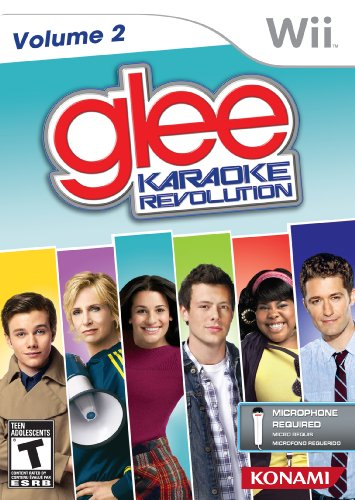 Karaoke Revolution Glee: Volume 2 Wii