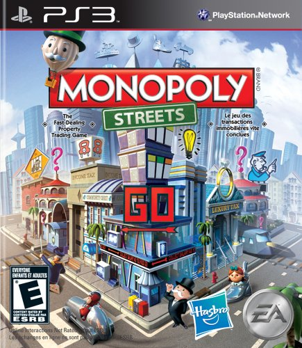Monopoly Streets (PlayStation 3) PS3
