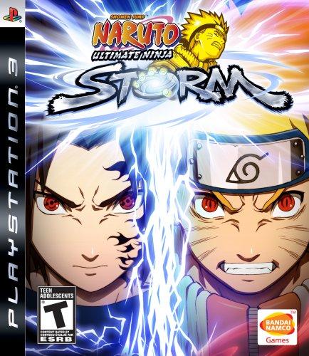 Naruto Ultimate Ninja Storm Limited Edition PS3