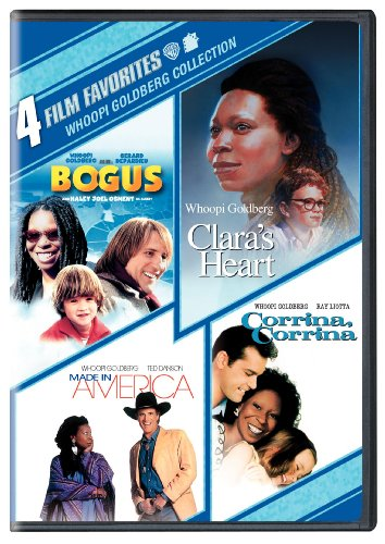 Whoopi Goldberg Collection: 4 Film Favorites (Bogus /