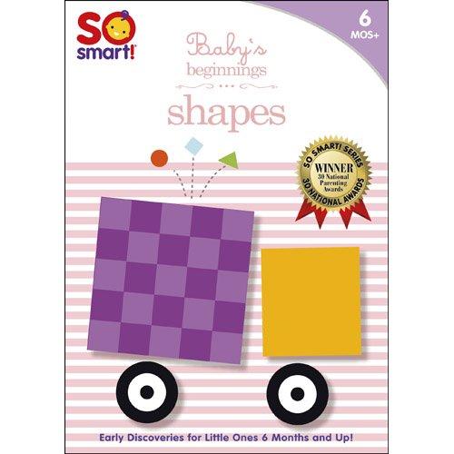 So Smart! Beginnings: Shapes