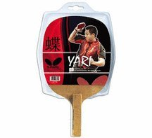 Butterfly Penhold Yari Table Tennis Paddle