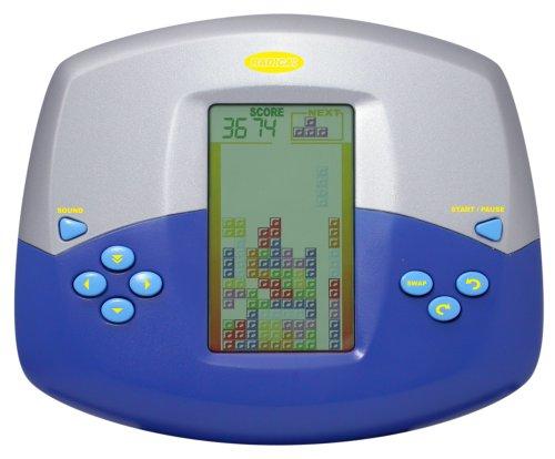 Color Screen Tetris