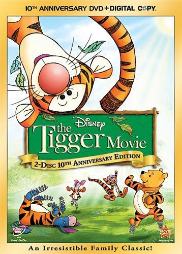 The Tigger Movie 10th Anniversary Edition (2-Disc DVD