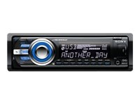 Sony CDXGT640UI MP3/WMA/AAC Player CD Receiver (Black)