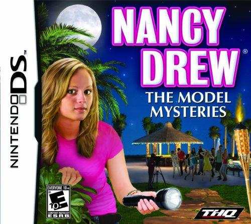 Nancy Drew Model Mysteries Nintendo DS