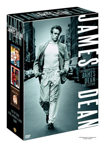 The Complete James Dean Collection (East of Eden /