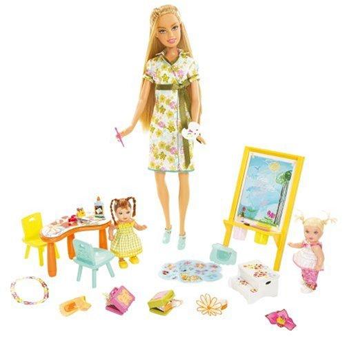 Barbie I Can Be... Art Teacher Playset
