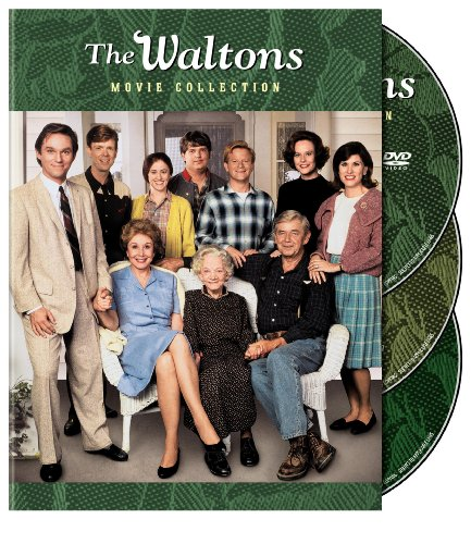 The Waltons Movie Collection (A Wedding on Walton's
