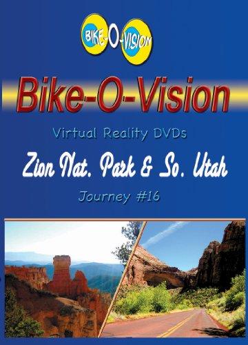 Bike-O-Vision Cycling DVD #16 Zion Nat. Park & So.