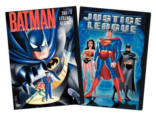 Batman - The Animated Series / Justice League