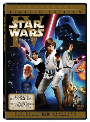 Star Wars Episode IV - A New Hope (1977 & 2004