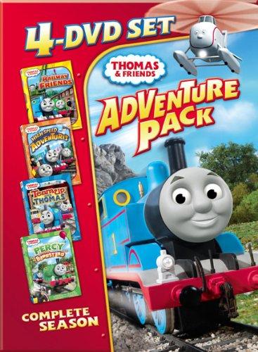 Thomas & Friends: Adventure Pack (4-Disc DVD Set)