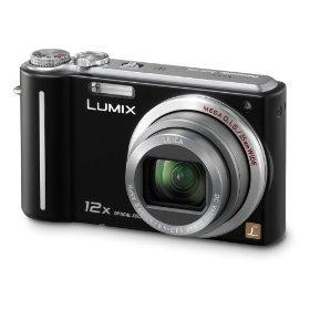 Panasonic Lumix DMC-ZS1 10MP Digital Camera with 12x