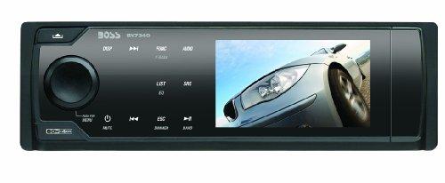 "Boss BV7340 In-Dash 3.2"" DVD/MP3/CD Widescreen"