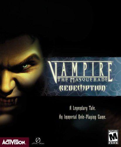 Vampire: The Masquerade - Redemption (Jewel Case)