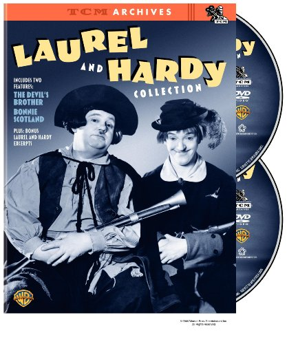 TCM Archives - The Laurel and Hardy Collection (The