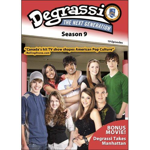 Degrassi: The Next Generation - Season Nine