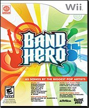 Band Hero featuring Taylor Swift - Stand Alone Wii