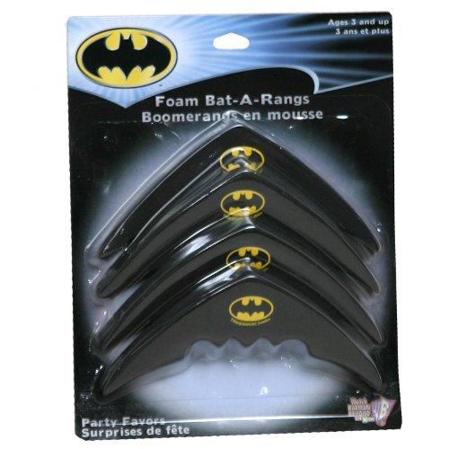 Batman Batarangs 4ct