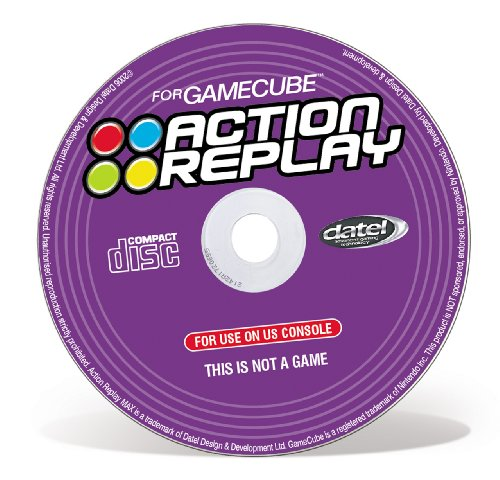 Gamecube Action Replay GameCube